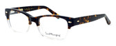Ernest Hemingway Designer Eyeglasses H4608 in Leopard 50mm :: Custom Left & Right Lens