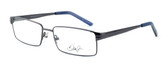 Dale Earnhardt, Jr. Designer Reading Glasses DJ6792 in Gunmetal 55mm