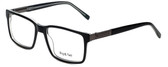Big and Tall Designer Eyeglasses Big-And-Tall-14-Black-Crystal in Black Crystal 58mm :: Custom Left & Right Lens