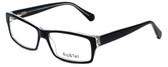 Big and Tall Designer Eyeglasses Big-And-Tall-9-Black-Crystal in Black Crystal 60mm :: Custom Left & Right Lens