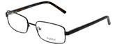 Big and Tall Designer Eyeglasses Big-And-Tall-1-Black in Black 60mm :: Rx Single Vision