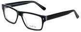 Big and Tall Designer Eyeglasses Big-And-Tall-13-Black-Crystal in Black Crystal 58mm :: Rx Bi-Focal