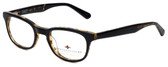 Argyleculture Designer Eyeglasses Paxton in Black 50mm :: Custom Left & Right Lens