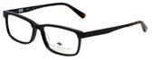 Argyleculture Designer Eyeglasses Mack in Black Tortoise 55mm :: Rx Bi-Focal