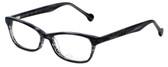 eyeOS Designer Eyeglasses Tamy in Dark Ash 50mm :: Custom Left & Right Lens