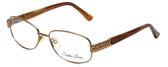 Sophia Loren Designer Eyeglasses SL-M241-234 in Tan 52mm :: Custom Left & Right Lens