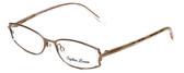 Sophia Loren Designer Eyeglasses SL-M152-029 in Sienna 49mm :: Rx Single Vision