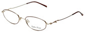 Sophia Loren Designer Eyeglasses SL-M171-963 in Burgundy/Gold 50mm :: Progressive