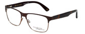 Randy Jackson Designer Eyeglasses RJ1926-023 in Cordovan 54mm :: Rx Single Vision