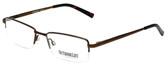 Outdoor Life Designer Eyeglasses OL825M-183 in Brown 53mm :: Rx Single Vision