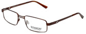 Outdoor Life Designer Eyeglasses OL836M-183 in Brown 54mm :: Rx Single Vision