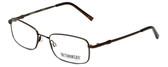 Outdoor Life Designer Eyeglasses OLZF712-183 in Brown 52mm :: Rx Single Vision