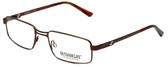 Outdoor Life Designer Eyeglasses OL836M-183 in Brown 54mm :: Rx Bi-Focal