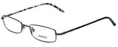 Versus Designer Eyeglasses 7036-1001 in Black 49mm :: Custom Left & Right Lens