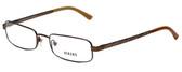 Versus Designer Eyeglasses 7039-1006 in Bronze 52mm :: Custom Left & Right Lens