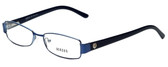 Versus by Versace Designer Eyeglasses 7042-1005-48 in Dark Blue 48mm :: Progressive