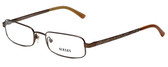 Versus Designer Eyeglasses 7039-1006 in Bronze 52mm :: Rx Bi-Focal
