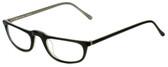 Ellen Tracy Designer Eyeglasses ET3000-GRWH in Grey White 50mm :: Rx Bi-Focal