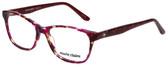 Marie Claire Designer Eyeglasses MC6202-LAV in Lavender Mix 52mm :: Custom Left & Right Lens