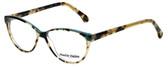 Marie Claire Designer Eyeglasses MC6201-TBL in Tortoise Blue 53mm :: Progressive