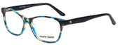 Marie Claire Designer Eyeglasses MC6202-TLE in Teal Mix 52mm :: Progressive