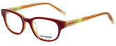 Converse Designer Reading Glasses Q005-Red in Red 48mm