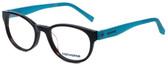 Converse Designer Reading Glasses Q014-Tortoise in Tortoise and Blue 48mm