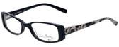 Vera Bradley Designer Eyeglasses 3001-NDY in Night and Day 51mm :: Rx Single Vision