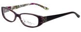 Vera Bradley Designer Eyeglasses Alyssa-PRD in Portobello Road 52mm :: Rx Single Vision