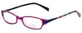 Vera Bradley Designer Eyeglasses Audrey-VVB in Va Va Bloom 47mm :: Rx Single Vision