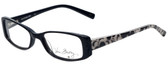 Vera Bradley Designer Eyeglasses 3001-NDY in Night and Day 51mm :: Rx Bi-Focal