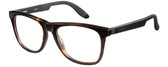 Carrera Designer Eyeglasses CA4400-0TRD in Dark Havana Black 53mm :: Rx Bi-Focal