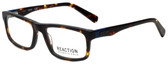 Kenneth Cole Designer Eyeglasses Reaction KC0793-052 in Dark Havana 54mm :: Custom Left & Right Lens