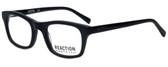 Kenneth Cole Designer Eyeglasses Reaction KC0788-002 in Matte Black 48mm :: Progressive