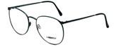 Liberty Optical Designer Eyeglasses LA-4C-6 in Antique Teal 55mm :: Rx Bi-Focal