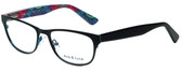 Ana & Luca Designer Eyeglasses Chiara in Black 51mm :: Rx Single Vision