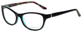 Ana & Luca Designer Eyeglasses Silvia in Tortoise 52mm :: Rx Single Vision