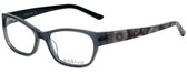 Ana & Luca Designer Eyeglasses Bianca in Grey 52mm :: Progressive
