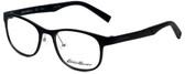 Eddie Bauer Designer Eyeglasses EB32001-BK in Black 51mm :: Custom Left & Right Lens