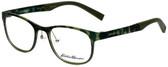 Eddie Bauer Designer Eyeglasses EB32001-GN in Green 51mm :: Rx Single Vision