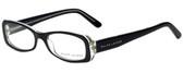Ralph Lauren Designer Eyeglasses RL6004-5011 in Black 48mm :: Custom Left & Right Lens