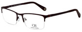 Carolina Herrera Designer Eyeglasses VHE084-0CC6 in Bordeaux 54mm :: Rx Single Vision