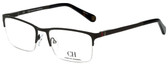 Carolina Herrera Designer Eyeglasses VHE084-0SAZ in Black 54mm :: Rx Single Vision
