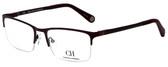 Carolina Herrera Designer Reading Glasses VHE084-0CC6 in Bordeaux 54mm
