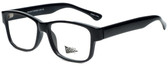 2000 and Beyond Designer Eyeglasses 3079 in Black 60mm :: Custom Left & Right Lens