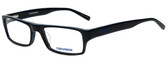 Converse Designer Eyeglasses Q007 in Black 55mm :: Rx Single Vision
