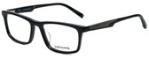 Converse Designer Eyeglasses Q023 in Black 54mm :: Rx Single Vision