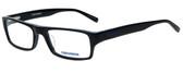 Converse Designer Eyeglasses Q007 in Black 55mm :: Rx Bi-Focal