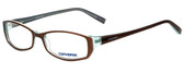 Converse Designer Reading Glasses Black-Top in Brown 52mm