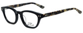 Converse Designer Reading Glasses P015 in Black 48mm